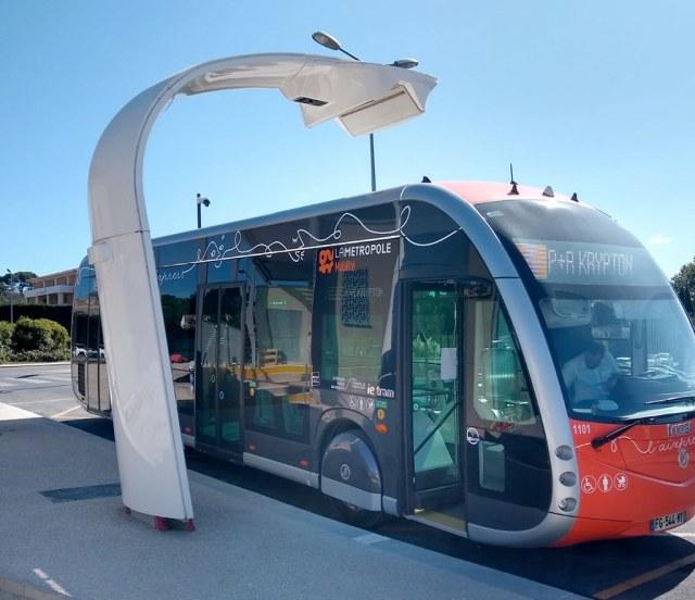 realisation Maintenance Mise en service Chargeur Bus Electrique